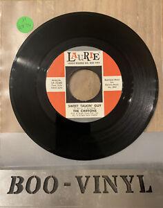 "The Chiffons ""Sweet Talkin' Guy 7"" Vinyl Northern Modern Soul Ex Con"