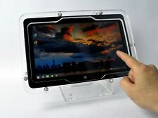 Dell Venue 11 Pro Clear VESA Security Case w Stand 4 POS Kiosk Store Hospitality