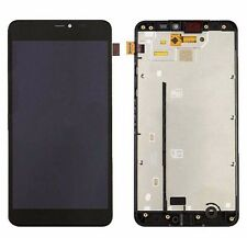 LCD Display Touch Screen Front Frame Bezel Assembly For Nokia Lumia 640 XL 640XL
