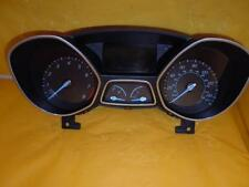 2013 2014 Ford Focus Speedometer Instrument Cluster Dash Panel Gauges 37,189
