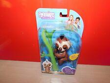 WooWee Interactive Baby Sloth - Kingsley - Brown/Black Walmart Exclusive Fingerl