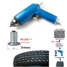 8mm Winter Wheel Tires Anti-Slip Studs Screw Spikes Install Tool Air Gun Tool
