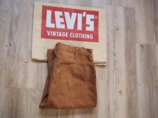 Levis Lvc Big e 519 Cord-pantalones w34 l34 75519 Corduroy Vintage Clothing