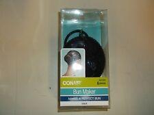 Conair Bun Maker Set - Black