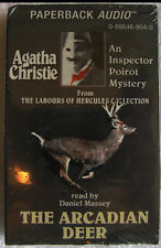 AUDIO Agatha Christie The Arcadian Deer Shrinkwrapped Inspector Poirot Mystery