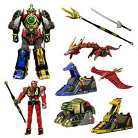 Power Rangers Mighty Morphin Legacy Thunder Megazord Action Figure Bandai 97401