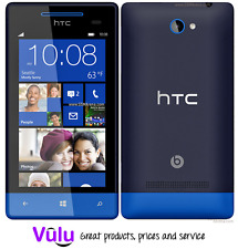 HTC Windows Phone 8S - EE - Atlantic Blue - Beats Audio Smartphone Touchscreen