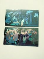 1983 MATTELL HE-MAN HOLOGRAMS    NEW/ NM/M