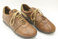 CAMPER women shoes sz 8.5 Europe 39 brown leather S7220