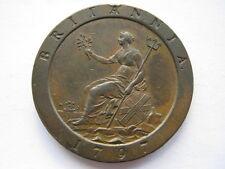 1797 Cartwheel Penny, GEF. ACS