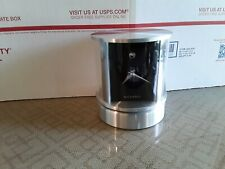 Movado Four Sided Rotating Clock Thermometer Humidity Display VGC WORKS GREAT!!