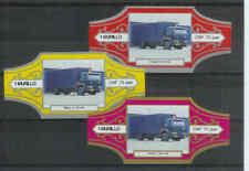 3 sigarenbandjes Daf - Militair 2100 44A (a01) - Lees !!!
