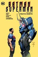 NEW! Batman/Superman Vol. 5: Truth Hurts by Pak, Greg Graphic Novel Hardcover