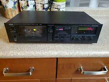 Vintage Yamaha K-540 Stereo Cassette Deck Tape Player K540