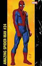 AMAZING SPIDERMAN 24 JOE JUSKO CORNER BOX VARIANT NM