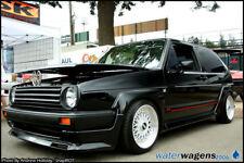 VW VOLKSWAGEN GOLF 2 MK2 3&5 DOORS KAMEI LOOK FULL BODY KIT