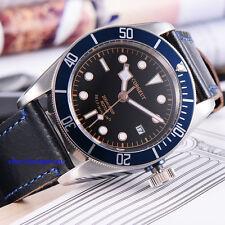 Japan Miyota Movement Sapphire Glass 41mm Corgeut Men's Automatic Watch Parnis
