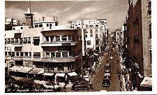 RPPC,Beirut,Lebanon,Rue Weygand,Middle East,c.1940-50s