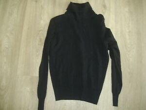 pull col roulé ** H&M ** taille XS