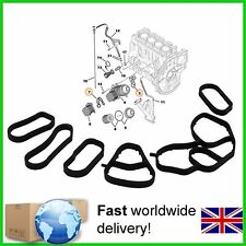 PEUGEOT CITROEN 1.4 HDi 1.6 HDi FORD 1.4 1.6 TDCi OIL COOLER GASKET KIT