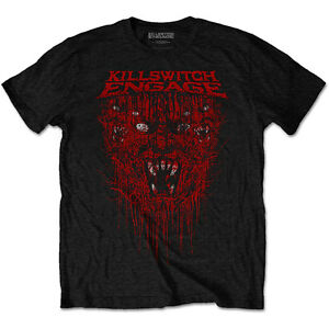 KILLSWITCH ENGAGE- GORE Official T Shirt Mens Licensed Merch New