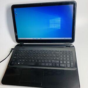 "HP 15""  TouchSmart Screen Laptop Computer 6GB Ram 750 Gb HD Windows 10 see notes"