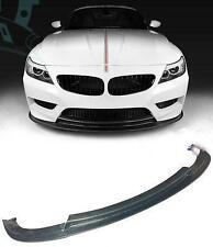 Auto Style Carbon Fiber Front Lip Spoiler For BMW E89 Z4 M-TECH M-SPORT Model
