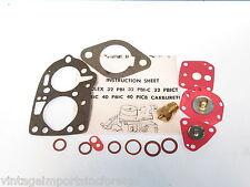 Alfa Romeo Giulietta Borgward Isabella Citroen ID19 Porsche 356 Carb Repair Kit