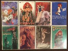 Dawn Wizard 1/2 1 2 3 4 5 6 Genesis Edition Joseph M Linsner Complete Set Nm