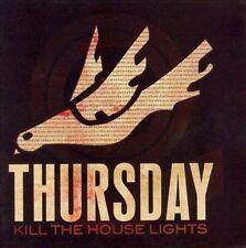 DAMAGED ARTWORK CD Thursday: Kill the House Lights (W/Dvd)