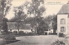 SAINT-GERMAIN-DES-PRES château de changy voiture