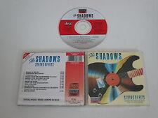 THE SHADOWS/STRING OF HITS(EMI CD-MFP 5724+CDB 7 48278 2) CD ALBUM