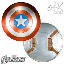 eFx Marvel Avengers Captain America Shield 1:1 Movie Prop Replica In Stock MISB