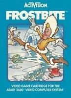 Frostbite - Original Atari 2600 Game