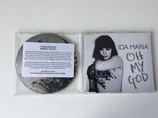 Ida Maria - Oh My God - 1 Track Promo CD