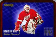 1995-96 Donruss Between The Pipes #3 Mike Vernon