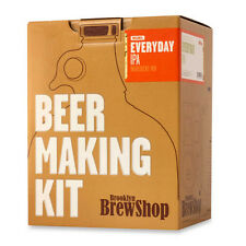Brooklyn Brew Home Beer Making Kit India Pale Ale Grain Hops Yeast Everyday IPA