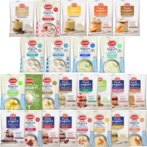 Easiyo Yogurt Sachets - Choose your Favourites