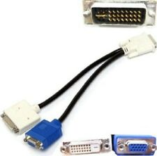 Dell DVI TO DVI / VGA SPLITTER CABLE 0WU329