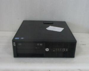 HP Z220 Workstation Xeon E3-1225v2 @ 3.2GHz 8GB 500GB HDD Desktop PC W10 Pro