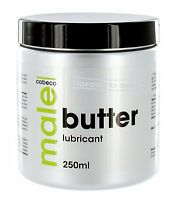 Crema Gel Lubrificante Anale Cobeco Pharma Butter intimo 250 ML