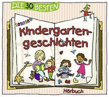 Die 30 besten Kindergartengeschichten 3CD (Hörbuch) -  Neu & in Folie!
