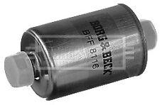 Borg & Beck Fuel Filter BFF8116 - BRAND NEW - GENUINE - 5 YEAR WARRANTY