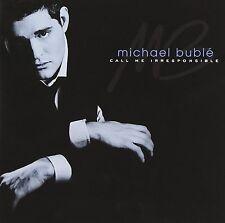 Michael Buble-Call Me Irresponsible CD