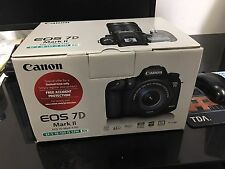 Canon EOS 7D Mark II 20.2MP Digital SLR Camera - Black Kit w/ EF-S 18-135mm Lens