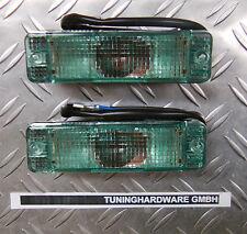 Grüne Blinker für VW Golf 1 + 2, Polo 86C usw. von MHW grün