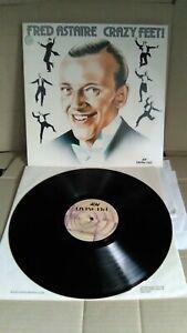 "Fred Astaire: Crazy Feet 12"" Vinyl LP - 370/20"