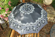 60er 70er true vintage parapluie 60s 70s vtg umbrella Hippie mary poppins