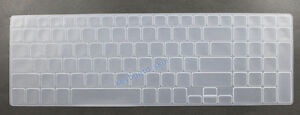 US Keyboard Skin Cover for Acer 7750 5745 7745 5750 7551 7741 5542 5738 5739