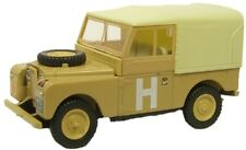 """Oxford 76LAN188002 Land Rover 88"""" Military 1/76 New in Case -T48 Post"""